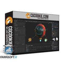 دانلود CG Cookie Academy CG Boost – Substance Painter Launch Pad – Kickstart Your PBR Texturing Skill