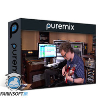 دانلود pureMix Start to Finish Greg Wells Episode 7 – Recording Bass