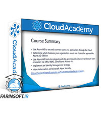 دانلود Cloud Academy Azure Active Directory Security