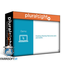 دانلود PluralSight Visualizing Data with PivotCharts