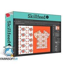 دانلود Skillshare Design Beautiful Flowers With The Adobe Photoshop