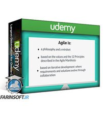دانلود Udemy Agile/Scrum practical guide with your virtual team