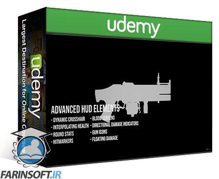 دانلود Udemy Build Your Own First Person Shooter in Unreal Engine 4
