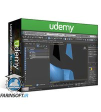 دانلود Udemy Learn 3DS Max Low Poly Sword