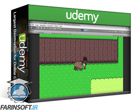 دانلود Udemy Learn To Create An RPG Game In Unity