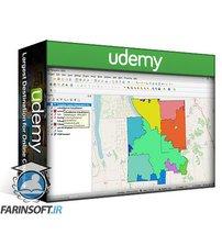 دانلود Udemy Learning the FOSS4g Stack: Python for Geospatial
