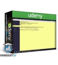 دانلود Udemy Linux: Work faster in Linux Shell with