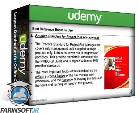 دانلود Udemy PMI RMP Exam Preparation Course, 30 Contact Hours for PMI