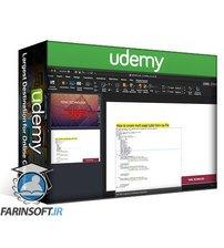 دانلود Udemy Reportlab Python Complete Tutorial | Python PDF Processing