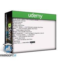 دانلود Udemy Linux/Unix shell scripting, Python and Perl course bundle