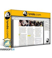 دانلود lynda Acrobat X Essential Training