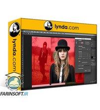 دانلود lynda Create a Portrait Collage in Photoshop