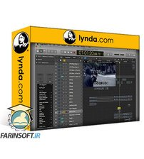 دانلود lynda Final Cut Pro X & Logic Pro X: 2 Mixing Dialog, Music, and Effects