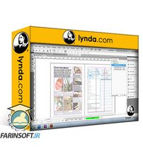 دانلود lynda InDesign and InCopy: Collaborative Workflows