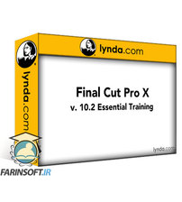 دانلود lynda Learning Final Cut Pro 10.2.x