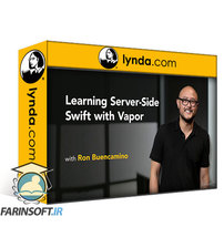 دانلود lynda Learning Server-Side Swift with Vapor
