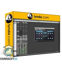 دانلود lynda Learning Universal Audio UAD-2/Apollo