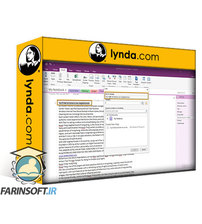 دانلود lynda OneNote Tips and Tricks