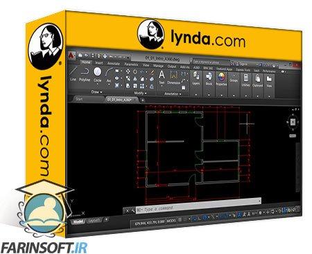 دانلود lynda Optimizing Your AutoCAD Desktop to Go Mobile