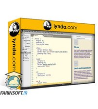 دانلود lynda Sass Essential Training