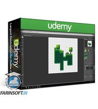 دانلود Udemy Create Stunning Pixel Art Tilesets for Games
