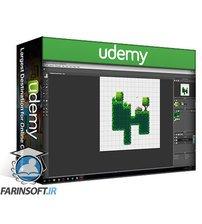 دانلود Udemy Create Stunning Pixel Art Tilesets for Games