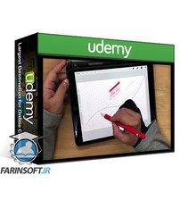 دانلود Udemy Playing with Procreate: Create an Isometric Illustration