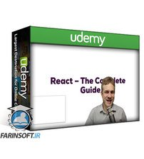 دانلود Udemy React – The Complete Guide (incl Hooks, React Router, Redux)