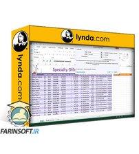 دانلود lynda Cert Prep: Excel 2013 Microsoft Office Specialist (77-420)