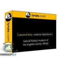 دانلود lynda Creative Inspirations: Second Story, Interactive Design Studio
