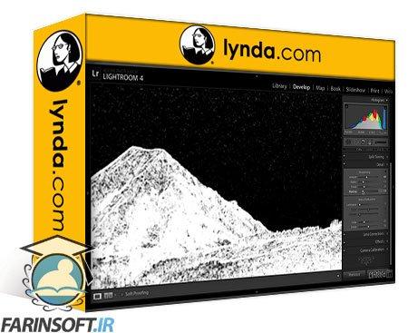 دانلود lynda Enhancing a Landscape Photo with Lightroom