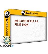 دانلود lynda First Look: PHP 7.4