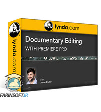 دانلود lynda Premiere Pro: Documentary Editing
