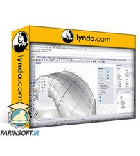 دانلود lynda Rhino: From Curves to Surfaces