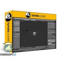 دانلود lynda Sculpting a Game Asset in Blender