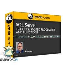 دانلود lynda SQL Server: Triggers Stored Procedures and Functions
