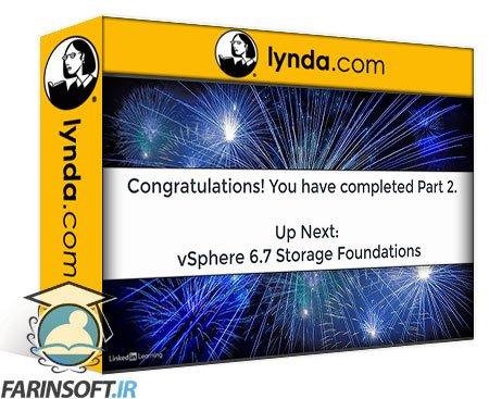 دانلود lynda vSphere 6.7 Foundations: Networking