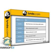 دانلود lynda Word: Building Blocks and Macros