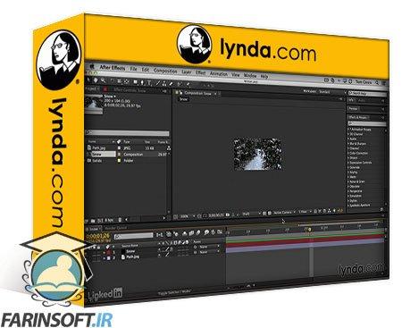 دانلود lynda Creating Interactive Projects with Edge Animate