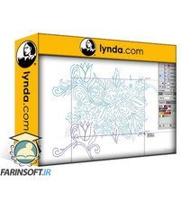 دانلود lynda Drawing Vector Graphics: Patterns