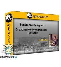 دانلود lynda Substance Designer: Creating Nonphotorealistic (NPR) Materials