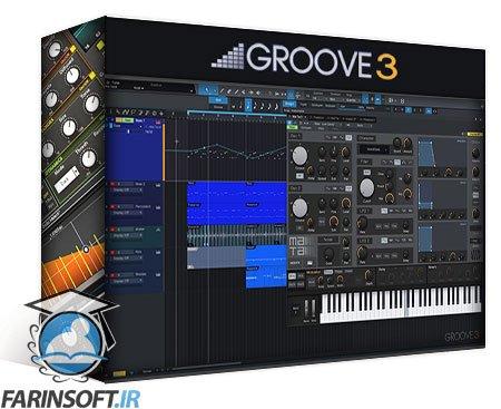 دانلود Groove3 Studio One: Beginner's Guide
