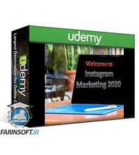 دانلود Udemy Instagram Marketing 2020 | Grow from 0 to 30k in 5 months