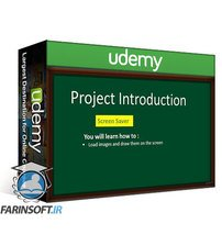 دانلود Udemy 17 Beginner C# Walkthrough Projects step by step