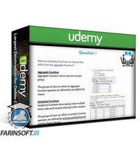 دانلود Udemy 200+ SQL Interview Questions