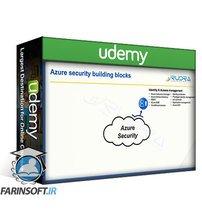دانلود Udemy A to Z of Azure security – Covers AZ 500, 300,103 and more