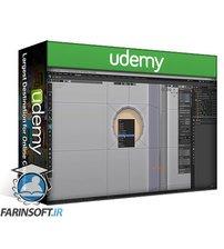 دانلود Udemy Blender 2.8 Bootcamp – Learn 3D, EEVEE, Collections & More