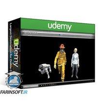 دانلود Udemy Create 3D Characters for Games