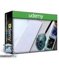 دانلود Udemy Foundations for Mastering Watercolor Painting