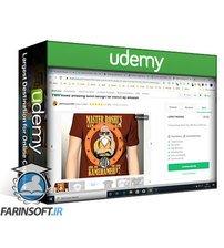 دانلود Udemy Merch By Amazon – The Ultimate Beginners Guide For 2020